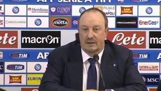"""Napoli-Juve 1-3 - Benitez polemico: """"Ci può stare"""" (11.01.15)"""