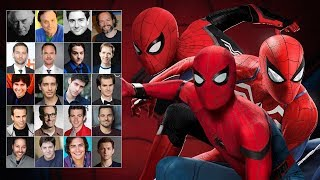 Comparing The Voices - Spider-Man (Updated)
