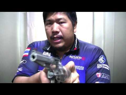 ปืนลูกโม่ - https://www.facebook.com/groups/311343965713508/ ปืนลูกโม่จะต้องจับอย่างไรให้ปืนไม่สบัดและมีแรงรีคอยล์ที่ต่ำ...