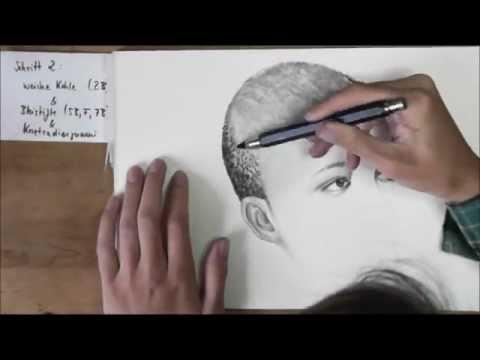 Völker der Erde zeichnen
