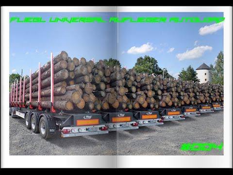Fliegl Universal Semitrailer autoload v1.5