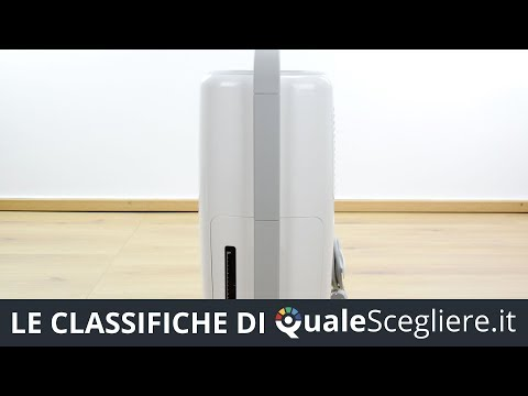 Migliori deumidificatori | La classifica di QualeScegliere.it