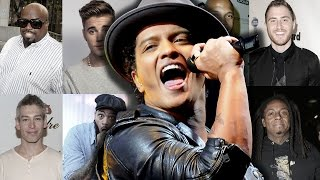 Video 10 Songs You Didn't Know Were Written by Bruno Mars MP3, 3GP, MP4, WEBM, AVI, FLV Februari 2018