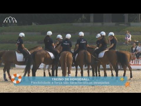 Reportagem no programa 'Especial Verão' do Porto Canal sobre o Campeonato do Mundo de Horseball 2016, que decorre em Ponte de Lima, de 14 a 20 de agosto, na Expolima.