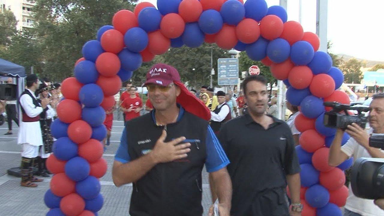 Ένας αγώνας δρόμου κατά του doping