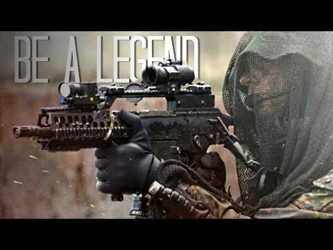 "German Spec Ops ""Be A Legend"" (2017 ᴴᴰ)"