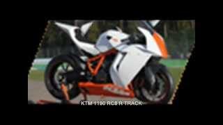 6. 2012 KTM 1190 RC8 R Track