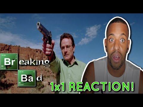 💥  Breaking Bad Season 1 Episode 1 'Pilot' REACTION!!