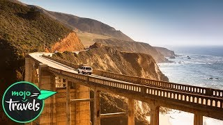 Video Top 10 Must-See Scenic Routes on a Trans-America Road Trip MP3, 3GP, MP4, WEBM, AVI, FLV Agustus 2019