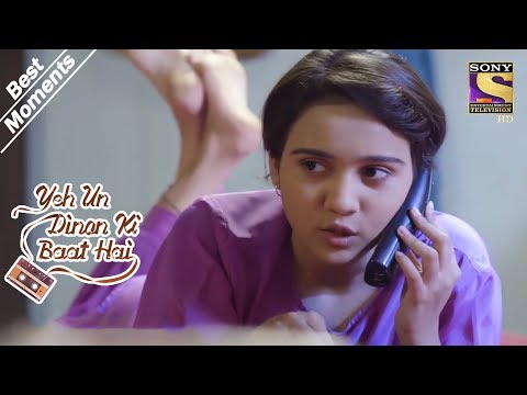Yeh Un Dinon Ki Baat Hai | Naina Turns Down The Movie Date With Sameer | Best Moments