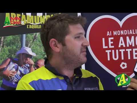 Areamundial 2018. Marco Lukaci presenta il…