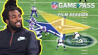 Dalvin Cook Breaks Down the Art of Creating Contact , Instincts, & Pass Blocking | NFL Film Session by NFL