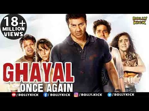 Download Ghayal Once Again Full Movie | Hindi Movies 2017 Full Movie | Hindi Movie | Sunny Deol Full Movies HD Video