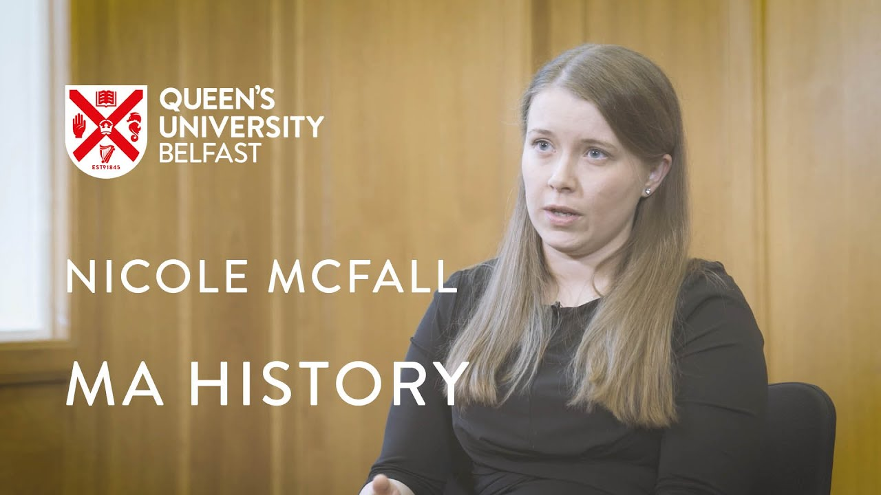 """Video Thumbnail: """"It really made me stand out from the competition"""" – Masters' Study at Queen's"""