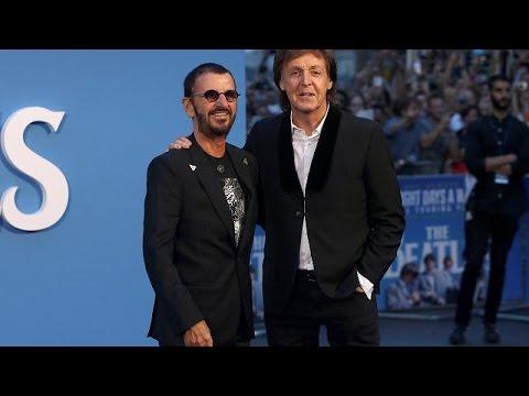 Beatles: Πρεμιέρα για το ντοκιμαντέρ του Ρον Χάουαρντ