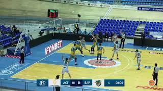 Запись матча- Национальная лига: «Астана» vs «Барсы Атырау» (2-й матч)