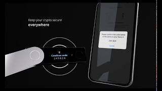 Первый взгляд на кошелек будущего - Ledger Nano X