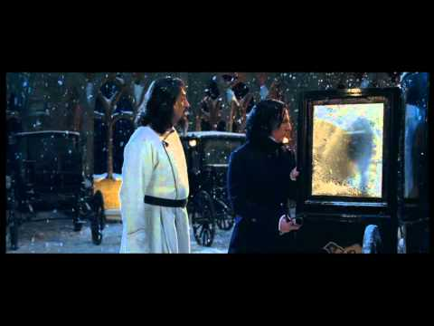snape - Great scene! I do not own these scenes: all rights reserved: Warner Bros. Entertainment Inc.