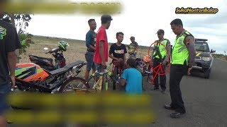 Video Setting motor drag di grebek pak pol _ prepare balap pemalang MP3, 3GP, MP4, WEBM, AVI, FLV Januari 2019