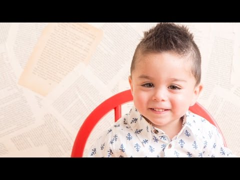 Happy 2nd Birthday Jax (7-6-15) [238] (видео)