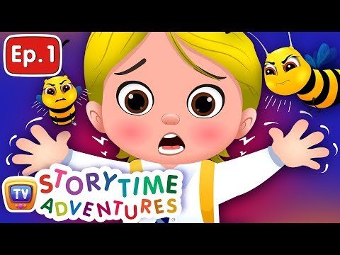 The Clever Goat - Storytime Adventures Ep. 1 - ChuChu TV