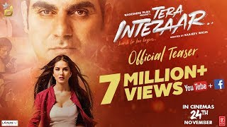 Tera Intezaar Official Teaser  Sunny Leone  Arbaaz Khan
