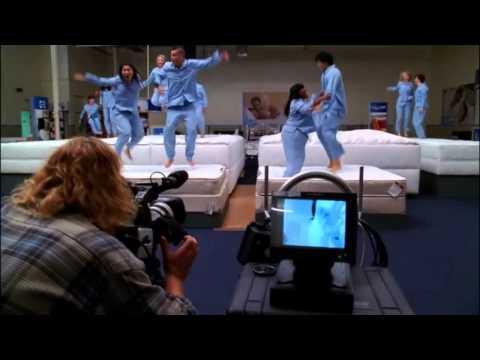 Glee jump Official music video (видео)