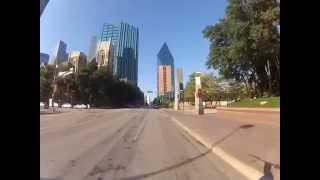 Biking Dallas