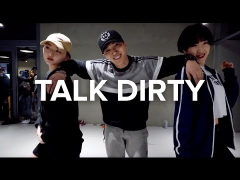 Talk Dirty - Jason Derulo / Junsun Yoo Choreography