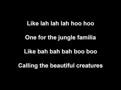 Barbatuques - Beautiful Creatures ( LYRIC HD )