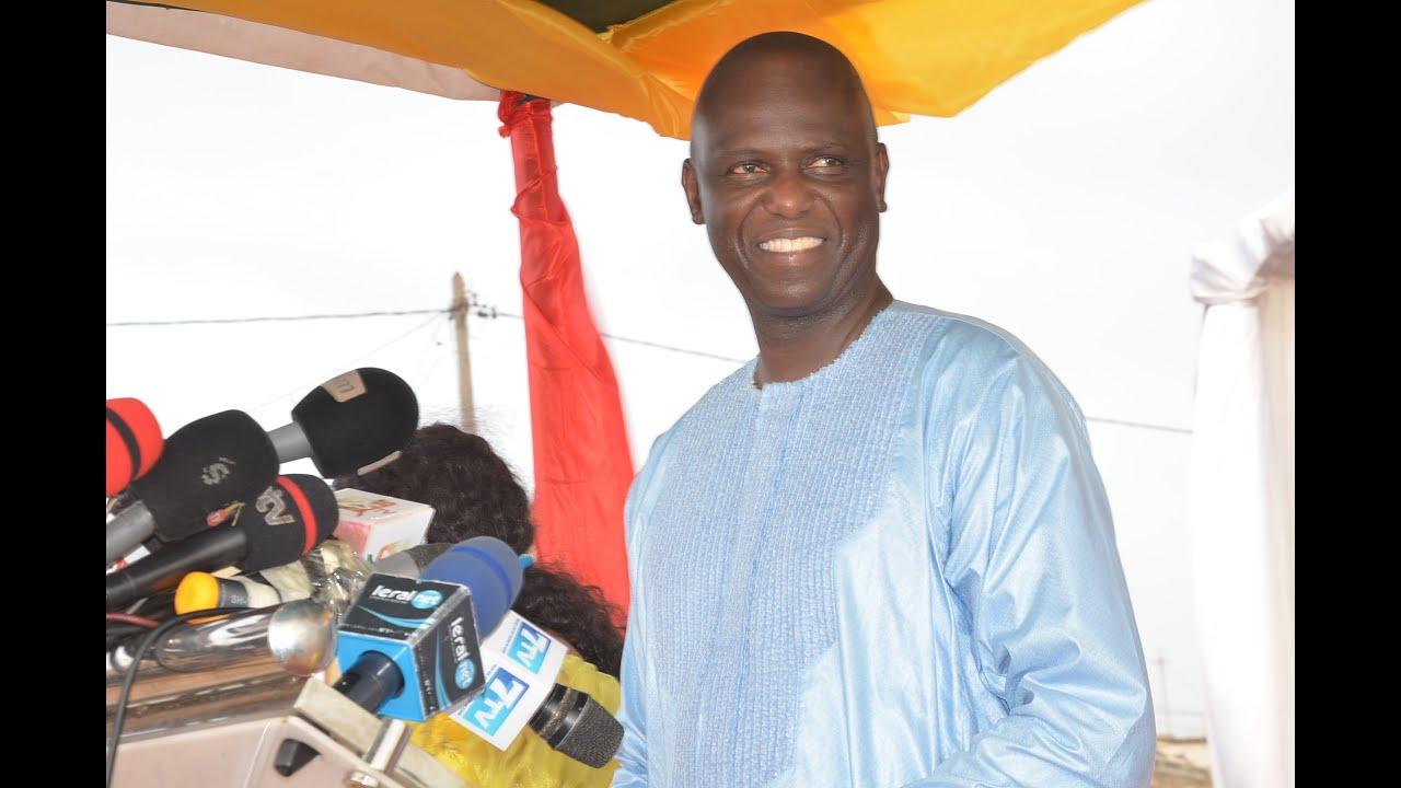 Mansour Faye aux Rufisquois : « Votre mobilisation traduit votre adhésion »
