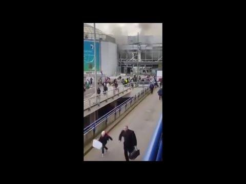 bruxelles: esplosioni in aeroporto e metropolitana, almeno 13 vittime