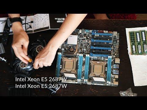 80 Go de ram et deux processeurs !