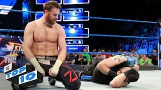 Nonton Top 10 SmackDown LIVE moments: WWE Top 10, March 6, 2018 Film Subtitle Indonesia Streaming Movie Download