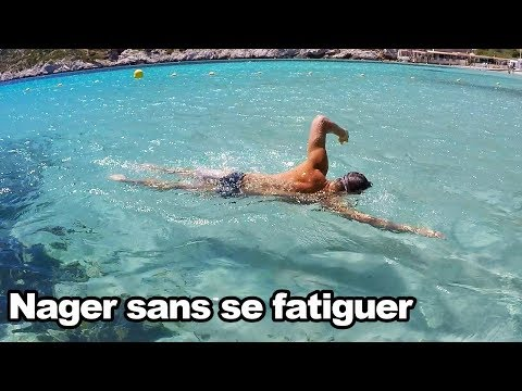 Comment Nager Le Crawl Efficacement Et Sans Efforts, Calanques Marseille/Cassis HD 자유형배우기