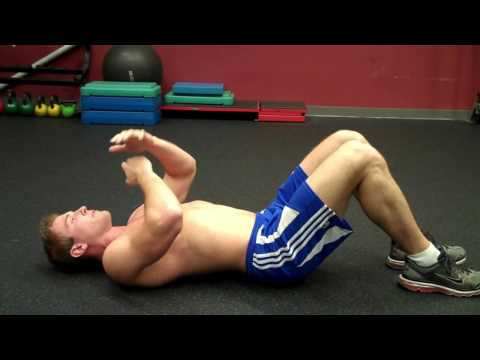crunch - Check out http://www.scotthermanfitness.com/ for more information and detailed exercises! Join the most supportive and fastest growing community on facebook!...