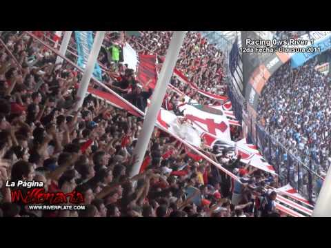 Video - Llora, llora, llora La Acadé...   Esta tarde, te vamos a afanar... - Los Borrachos del Tablón - River Plate - Argentina