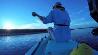 Solo Skiff Fishing 2