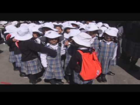 02 DIC. NIÑOS DEL JARDIN SANTA TERESITA VISITARON LA MUNICIPALIDAD DE ABANCAY