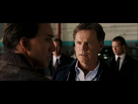 National Treasure: Book of Secrets - Ben and The President  (HD)