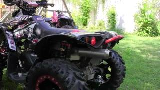 4. 2009 Can-Am Renegade 800X SOLD