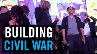 Building a Smash 4 Civil War