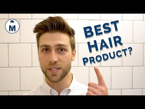 Mens hairstyles - How To Use Natural Beeswax Paste  High Hold Matte Finish Men's Hairstyle