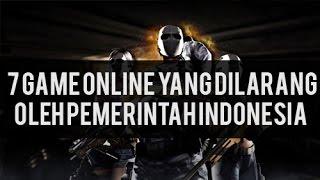 Video 7 Game Online yang Dilarang oleh Pemerintah Indonesia MP3, 3GP, MP4, WEBM, AVI, FLV September 2017
