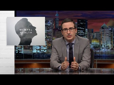Last Week Tonight with John Oliver Mental Health
