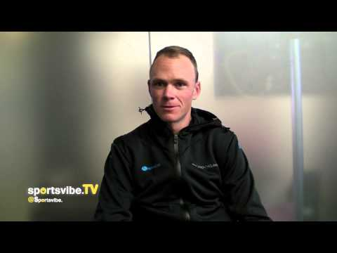 Chris Froome Reflects On His 2012