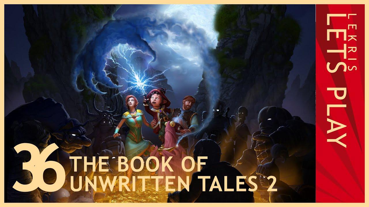 The Book of Unwritten Tales 2 - Kapitel 3 #36 - Wer ist hier Magier?