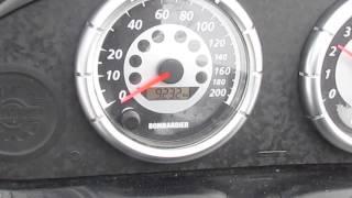 7. 2003 mxz 500 adrenaline
