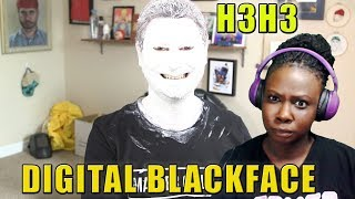 Video WHY? JUST...WHY? | H3H3 Digital Blackface | Reaction MP3, 3GP, MP4, WEBM, AVI, FLV Maret 2018