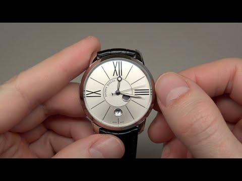 Видео обзор Ulysse Nardin maxi marine chronometer